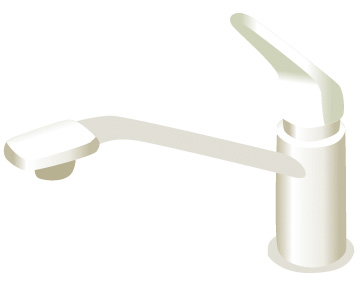 ワンホール水栓タイプ
