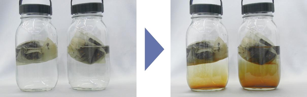 食材の初期抽出力や浸透率にも効果を発揮